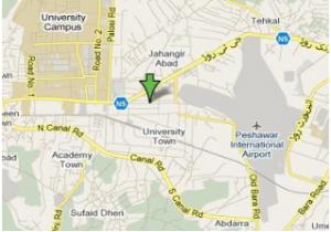 peshawar zahaq map